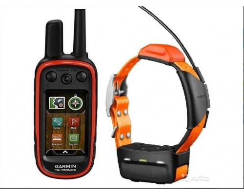 GPS-навигатор для собак Garmin Alpha 100 с ошейником T-5
