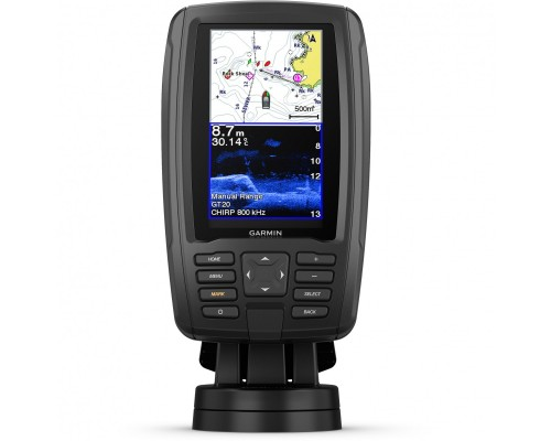 Эхолот с картой глубин Garmin echoMap CHIRP 42dv/cv GPS