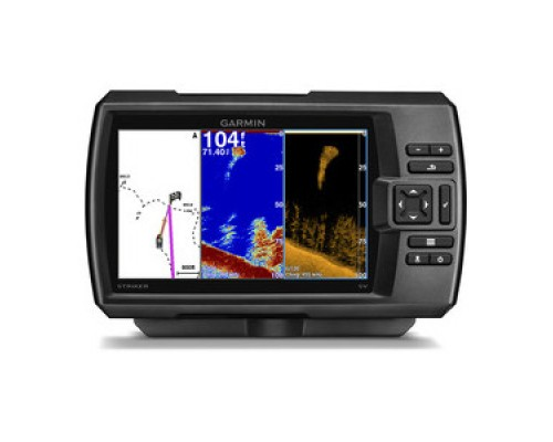 Эхолот Garmin STRIKER CHIRP 7 cv\dv