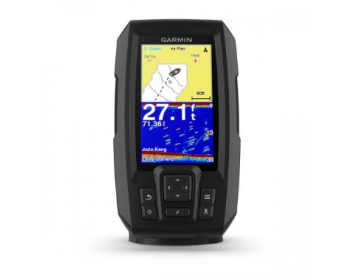 Эхолот Garmin STRIKER CHIRP Plus 4