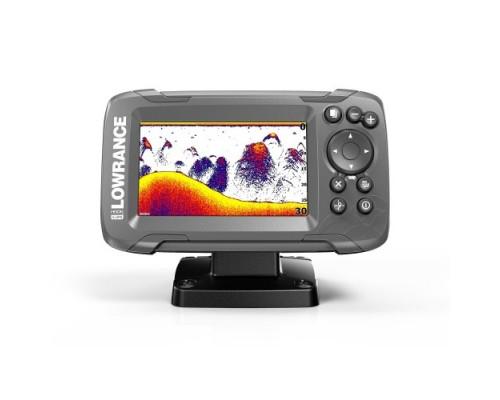 Эхолот Lowrance Hook2-4x GPS с датчиком Bullet