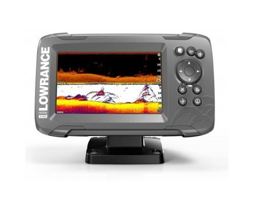 Эхолот Lowrance Hook2-5 GPS с датчиком Splitshot
