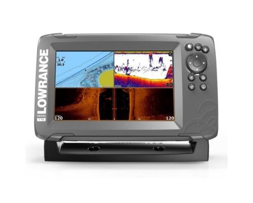 Эхолот Lowrance Hook2-7 GPS с датчиком TripleShot