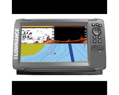 Эхолот Lowrance Hook2-9 GPS с датчиком Splitshot