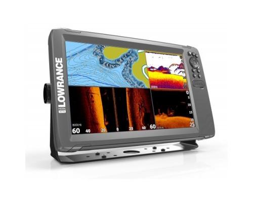 Эхолот Lowrance Hook2-12 GPS с датчиком TripleShot