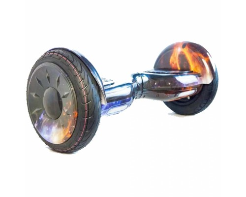 Гироскутер Smart Balance Wheel Premium APP Луна и земля