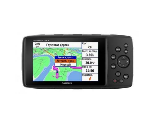 Туристический навигатор Garmin GPSMAP 276Cx
