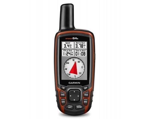 Туристичеcкий GPS-навигатор Garmin GPSMAP 64s GPS/GLONASS