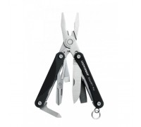Мультитул Leatherman Squirt PS4 Black