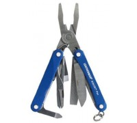 Мультитул Leatherman Squirt PS4 Blue