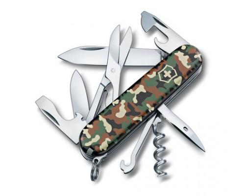 Туристический складной нож Victorinox Climber Camouflage (1.3703.94)