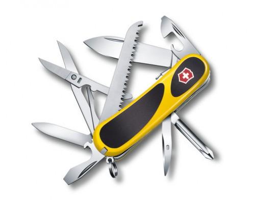 Туристический нож Victorinox EvoGrip S18 (2.4913.SC8)