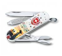 "Нож-брелок Victorinox Classic ""Cappadocia"" (0.6223.L1804)"