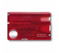 Швейцарская карта Victorinox SwissCard Nailcare (0.7240.T)