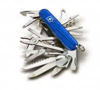 Туристический нож Victorinox Swiss Champ (1.6795.T2)