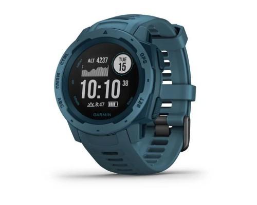 Умные GPS-часы Garmin Instinct Lakeside Blue