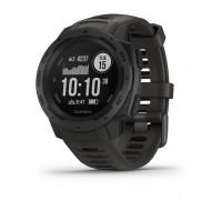 Умные GPS-часы Garmin Instinct Monterra Gray