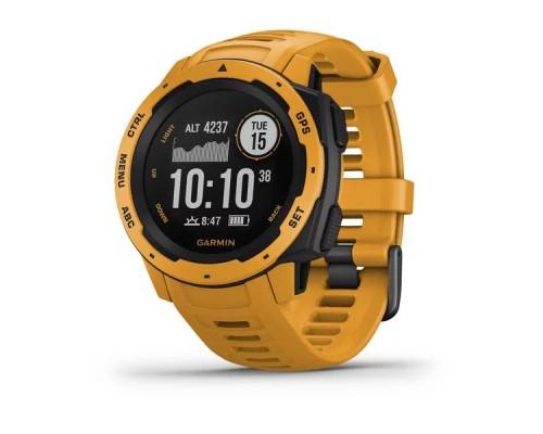 Умные GPS-часы Garmin Instinct Sunburst