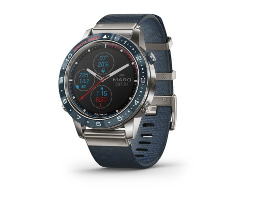 Умные часы Garmin MARQ Captain