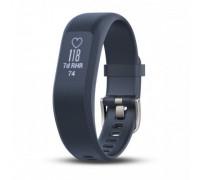 Фитнес-браслет Garmin vivosmart 3 синий стандартного размера (S/M)