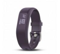 Фитнес-браслет Garmin vivosmart 3 фиолетовый стандартного размера (S/M)