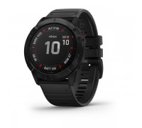 Спортивные часы Garmin Fenix 6X Pro Black with Black