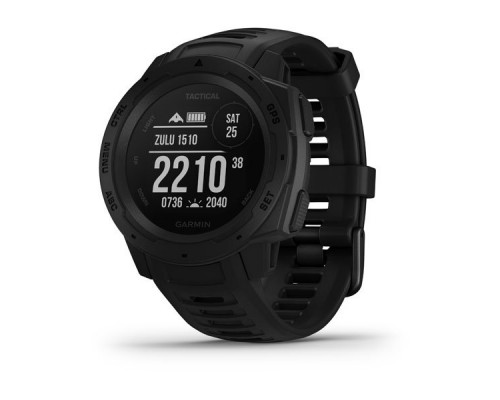 Умные GPS-часы Garmin INSTINCT Tactical черный