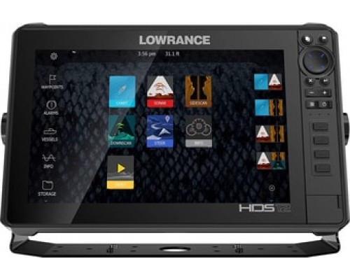 Эхолот-картплоттер Lowrance HDS-12 LIVE с датчиком Active Imaging 3-в-1