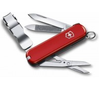 Складной нож-брелок Victorinox Nail Clip 580 (0.6463)